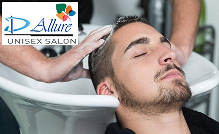 D Allure Unisex Salon