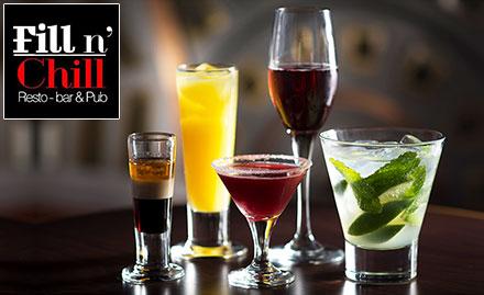 Fill N Chill Resto Bar & Pub
