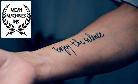 Mean Machines Ink Tattoo Studio