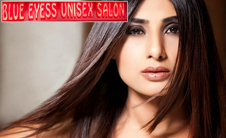 Blue Eyess Unisex Salon
