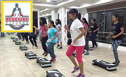 Redefine Fitness