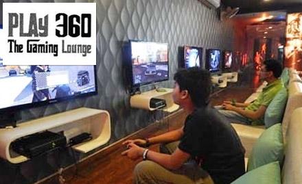 Play 360 Lounge