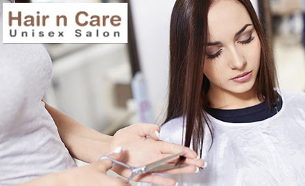 Hair n Care Unisex Salon