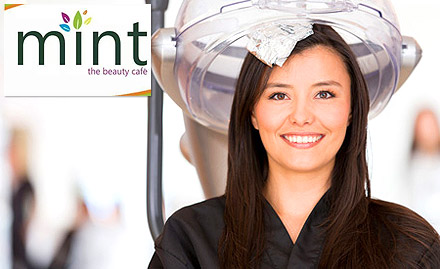 Mint The Beauty Cafe