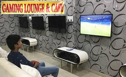 Gaming Lounge & Cafe