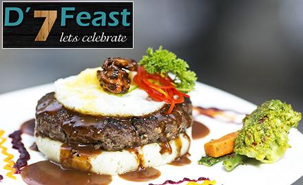 D'7 Feast Resto Cafe
