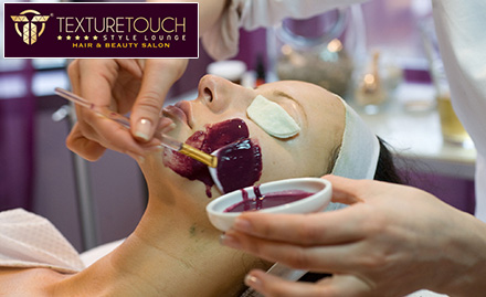Texture Touch 5 Star Style Lounge