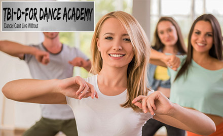 TBI D For Dance Academy