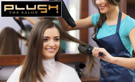 Plush The Salon