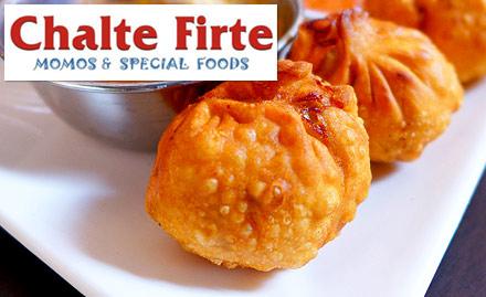 Chalte Firte Momos & Special Foods
