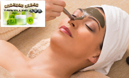 Chandran Kesar Travelling Home Spa And Salon