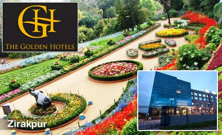 The Golden Plaza Hotel & Spa
