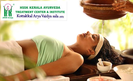 HSSK Kerala Ayurvedic Treatment & Spa