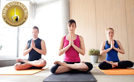The Yoga Guru Studio