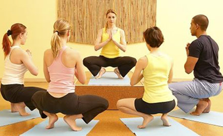 Nitin Jain Yoga And Meditations