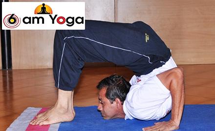 6AM Yoga