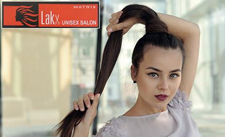 Lakx unisex salon By Matrix
