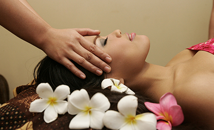 Aroma thai spa deals delhi
