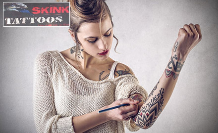 Skink Tattoos And Body Piercing