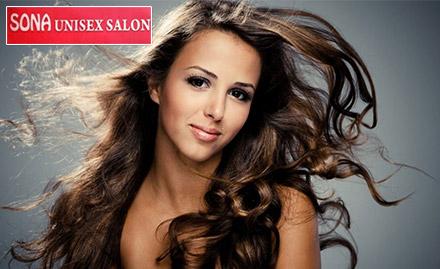 Sona Unisex Salon