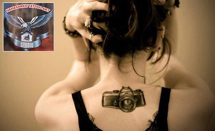 Nanashree Tattoo Art