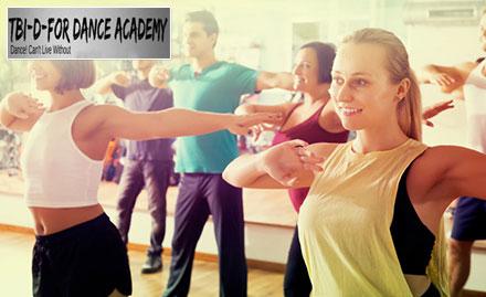 TBI D For Dance Academy