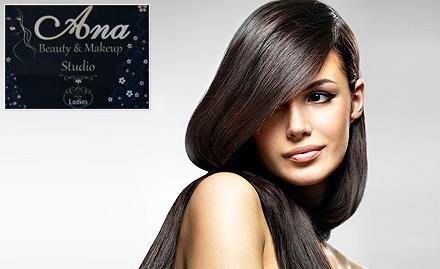 Ana Beauty & Makeup Studio