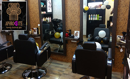 Aphrodite Family Salon & Spa