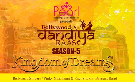 Pearl Events - Kingdom Of Dreams