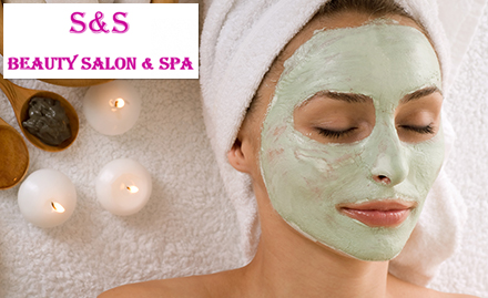 S & S Beauty Salon & Spa