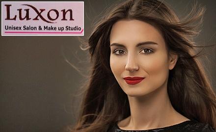 Luxon Unisex Salon & Makeup Studio