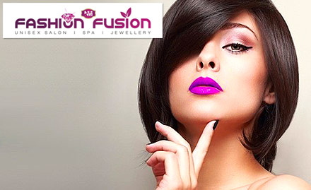 NM Fusion Unisex Salon