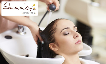 Shaakya Salon & Spa