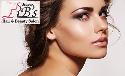 Unisex Rb's Hair & Beauty Salon