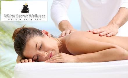 White Secret Wellness Hair & Skin Spa