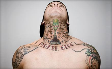 Syaahi Tattoos