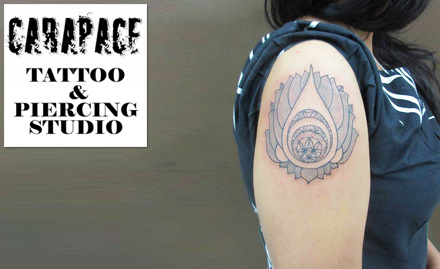 Carapace Tattoos & Piercing Studio