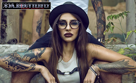 Black Butterfly Tattoo Collective