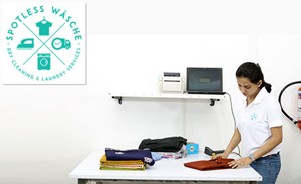 Spotless Wasche Dry Cleaning & Laundry Services
