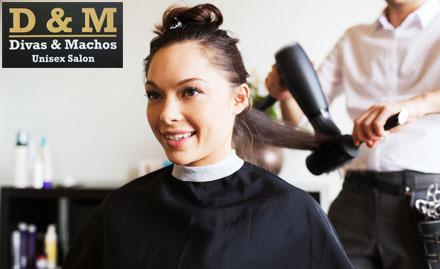 Divas & Machos Unisex Salon