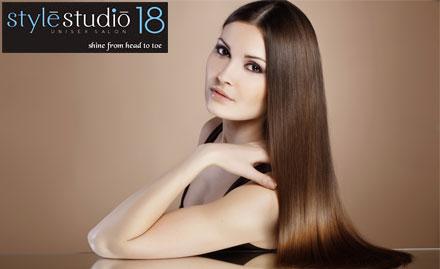 Stylestudio 18 Unisex Salon