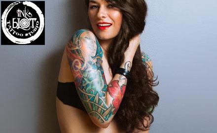 Inkblot Tattoos