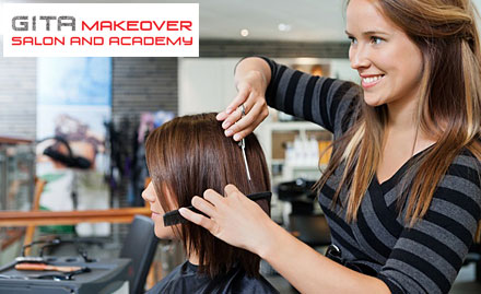 Gita Makeover Salon & Academy