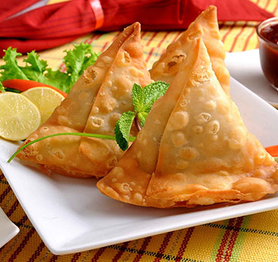 20% off on total bill @ Samosa Party