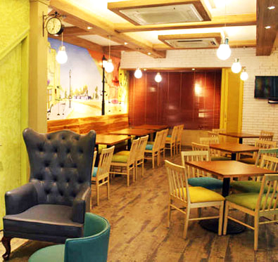 Rs 250 off on food & juices @ Getafix