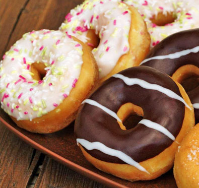 Flat 20% Off @ Mad Over Donuts