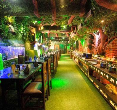 15% off on food & beverages @ Jungle Jamboree