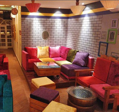 20% off on food and beverages @ Hera Pheri Cafe