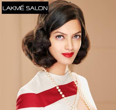 Rs 250 off @ Lakme Salon