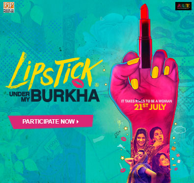 Are You Afraid to Watch Lipstick Under My Burkha?